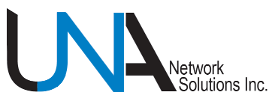 Una Network Solutions, Inc. Logo